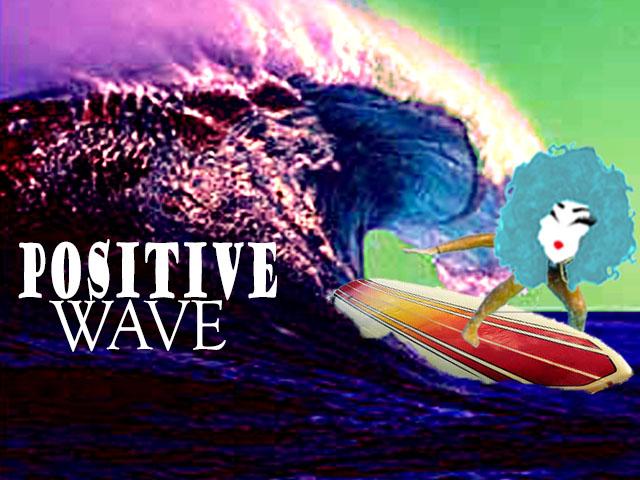 positive wave